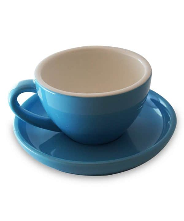 WBC Cappuccino Cup (Blue)