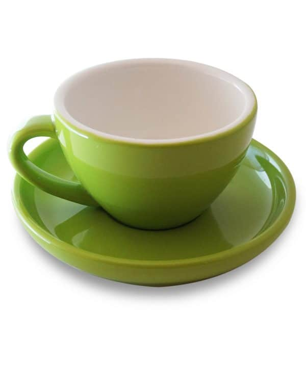 WBC Cappuccino Cup (Green)