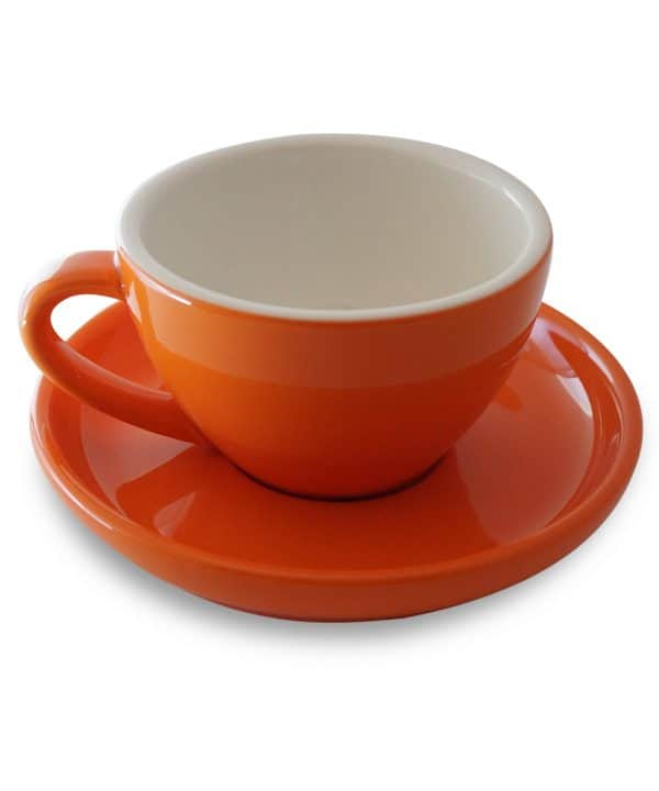 WBC Cappuccino Cup (Orange)