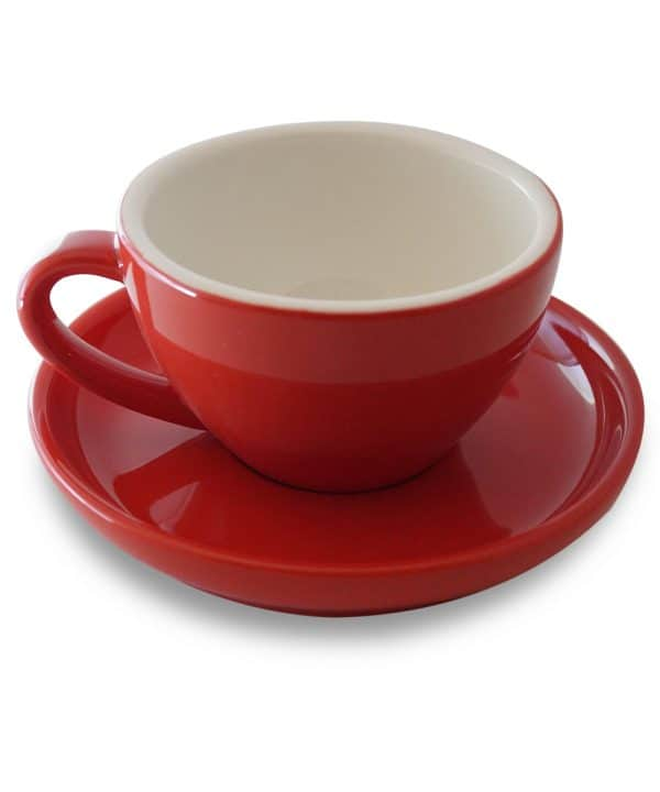 WBC Cappuccino Cup (Red)