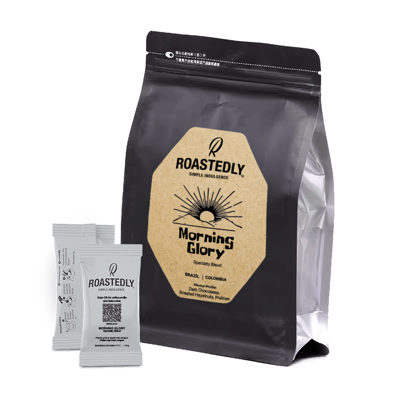 Morning Glory Specialty Blend